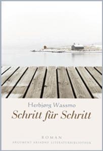 Cover Schritt für Schritt von Herbjørg Wassmo