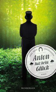 Cover Lars Vasa Johansson - Anton hat kein Glueck