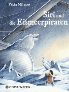 Cover Frida Nilsson Siri und die Eismeerpiraten