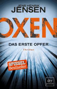 Cover Jens Henrik Jensen - Oxen