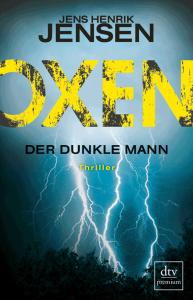 Cover Jens Henrik Jensen Oxen Der dunkle Mann