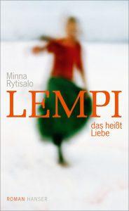 Cover Minna Rytisalo Lempi, das heisst Liebe