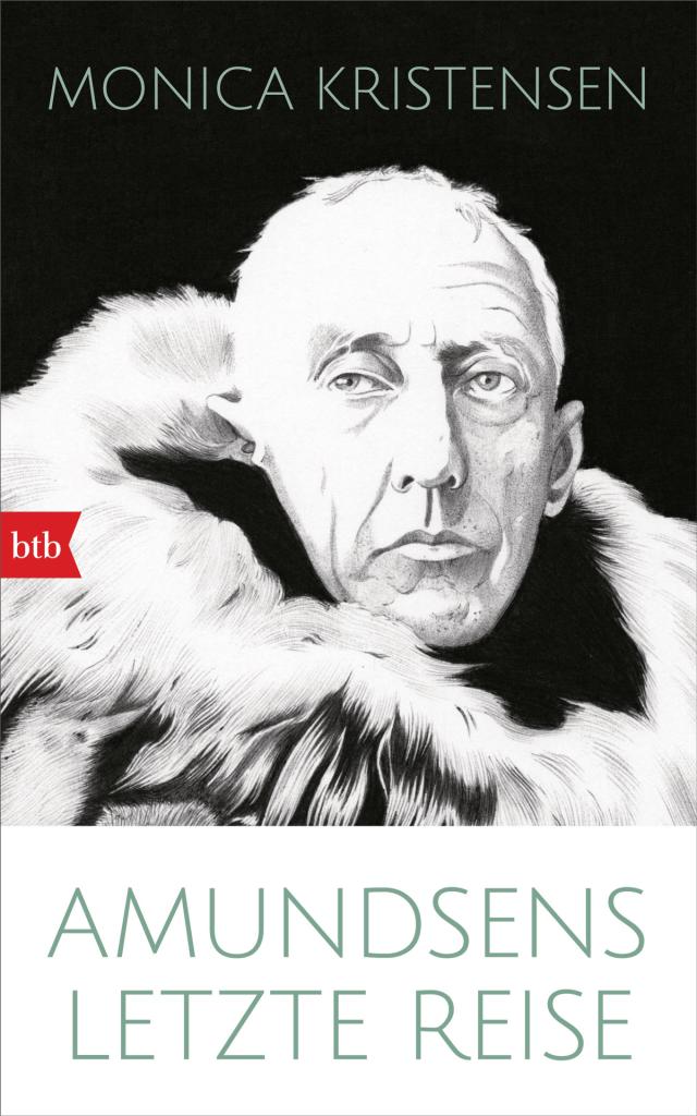 Cover Monica Kristensen Amundsens letzte Reise