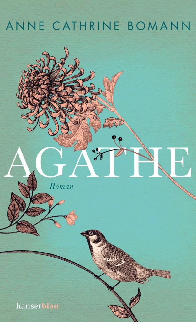 Cover Anne Cathrine Bomann Agathe