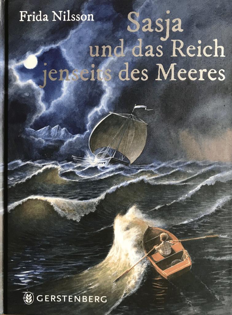Cover Frida Nilsson Sasja und das Reich jenseits des Meeres