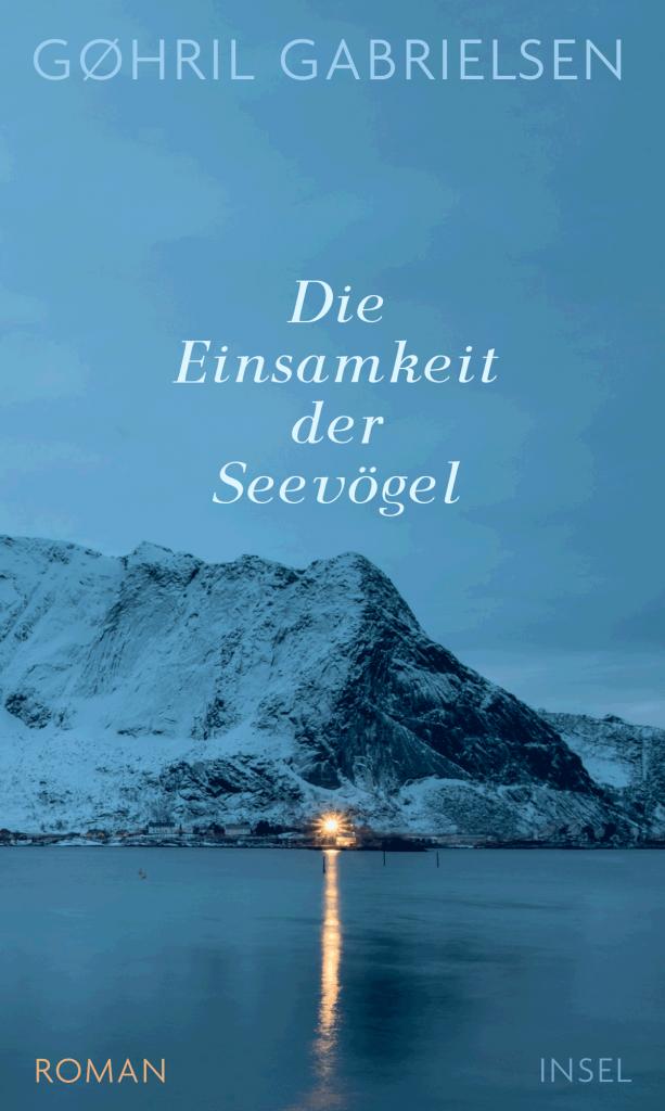 Cover Gøhril Gabrielsen, Die Einsamkeit der Seevögel