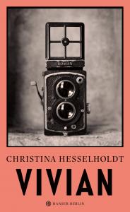 Cover Christina Hesselholdt, Vivian